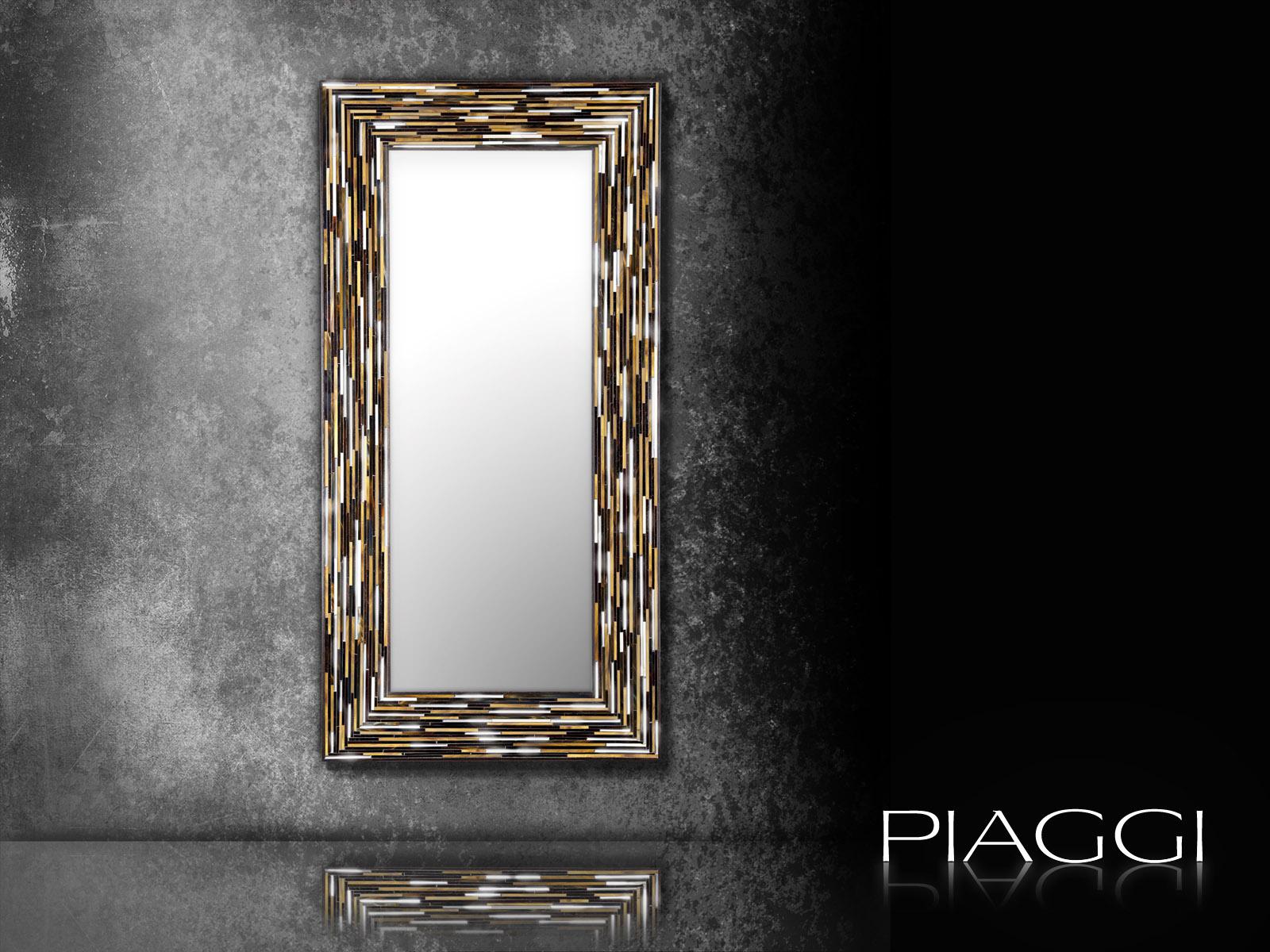 Piaggi miroirs big q for Miroir 80x160