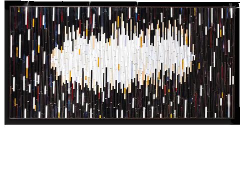 Piaggi panneaux muraux mirage for Miroir 90x140