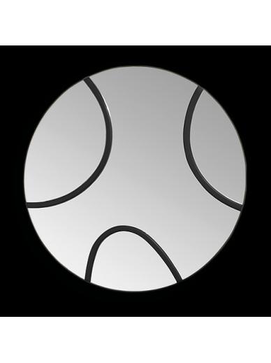 Archer Round Mirror