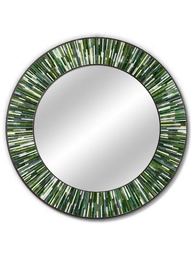 Roulette Green Mirror