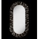 Stadium Dark Brown Mirror