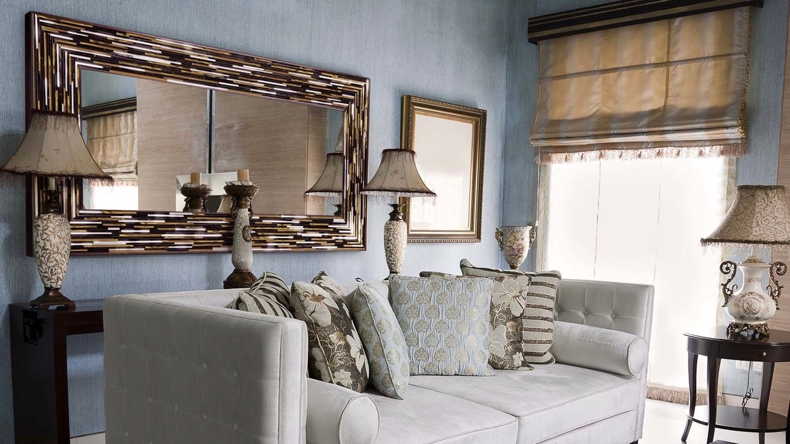 Handmade mirrors collection: bedroom